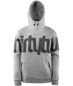 32 - Thirty Two Stamped Pullover Hoodie Grey/Heather