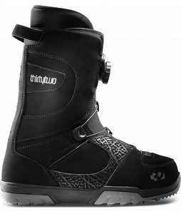 Thirty Two STW BOA Snowboard Boots Black