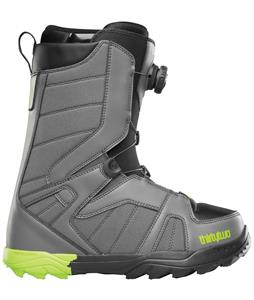 32 - Thirty Two STW Boa Snowboard Boots Grey/Black