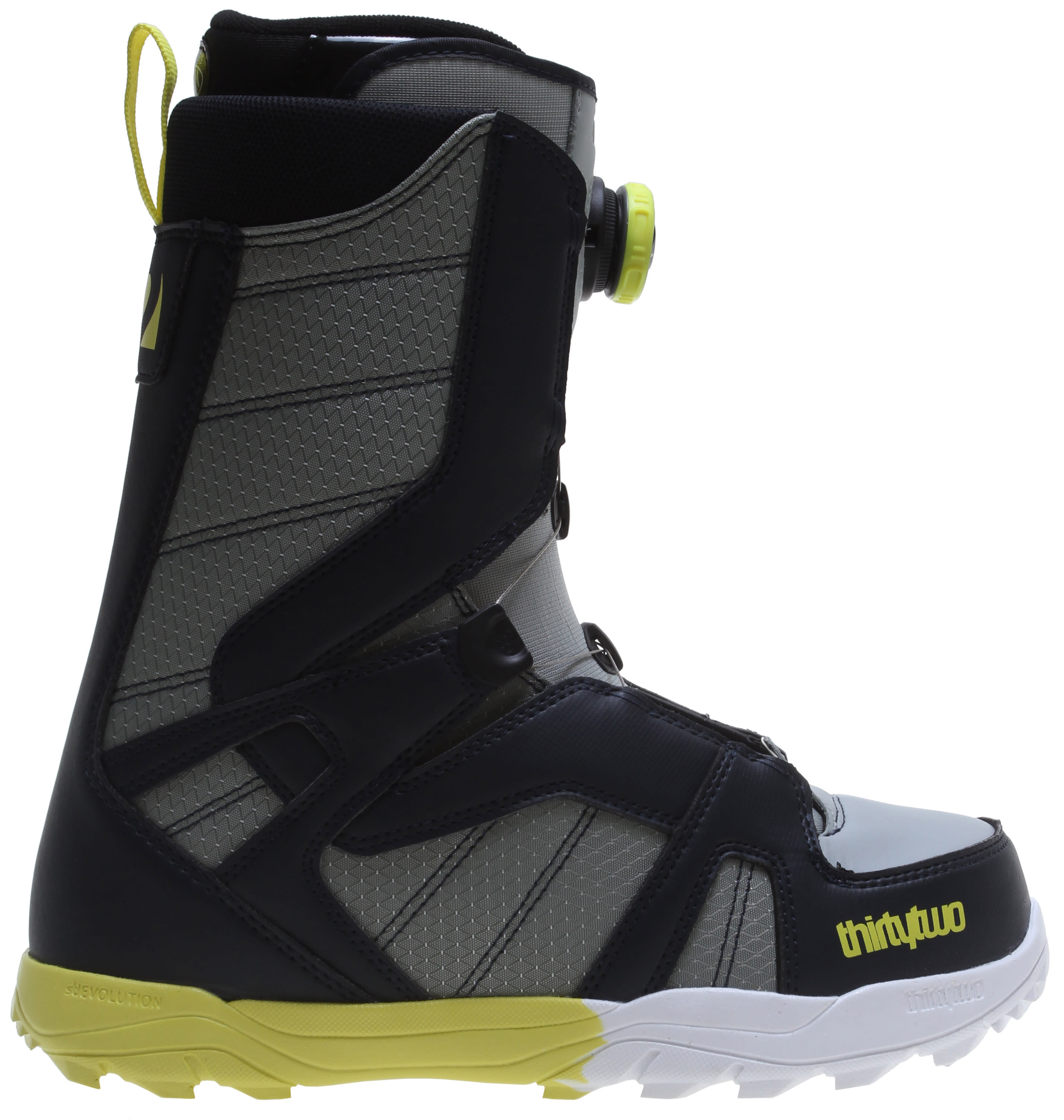 32 Thirty Two Stw Boa Snowboard Boots