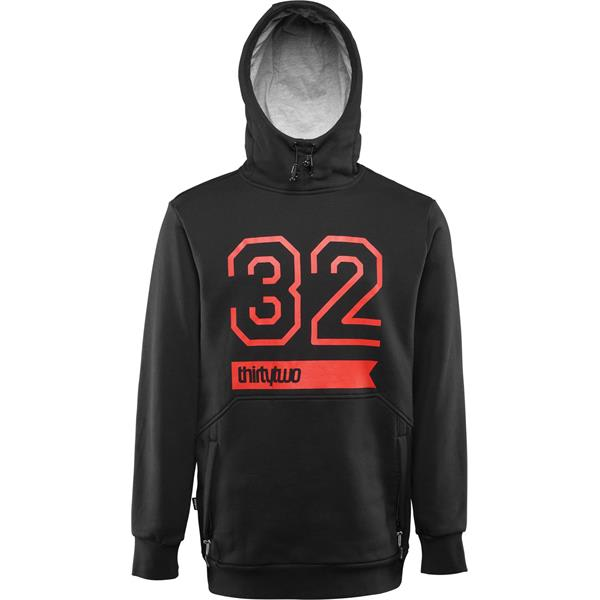32 - Thirty Two 32 Stamp Pullover Hoodie