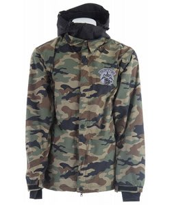 32 - Thirty Two TQ 2.0 Snowboard Jacket Camo