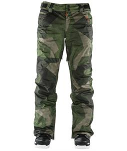 32 - Thirty Two Wooderson Snowboard Pants Camo