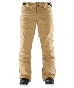 32 - Thirty Two Wooderson Snowboard Pants Khaki