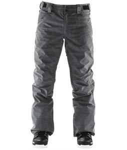 32 - Thirty Two Wooderson Snowboard Pants Stain Black