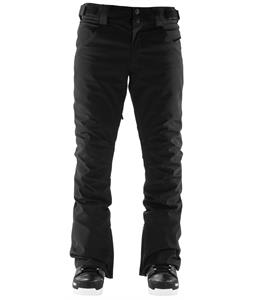 32 - Thirty Two Wooderson Skinny Snowboard Pants Black