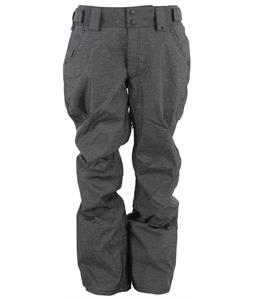 32 - Thirty Two Wooderson Snowboard Pants Black Rinse
