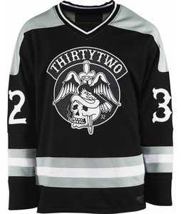 32 - Thirty Two Icing Hockey Jersey Black