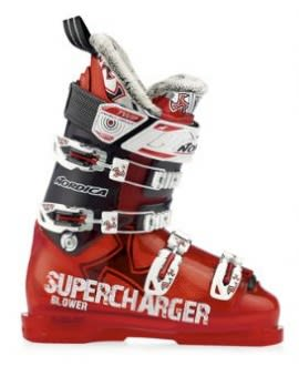 Shop for Nordica Blower Ski Boots Translucent Red - Men's