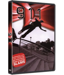 411 911 Slams Skateboard DVD