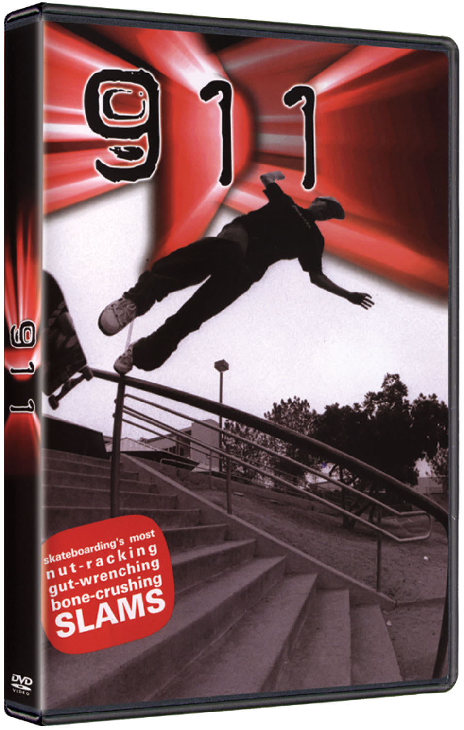 Shop for 411 911 Slams Skateboard DVD