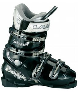 Lange Exclusive 60 Ski Boots Black