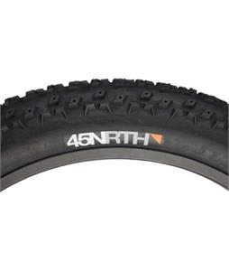 45North Dillinger Studless 120Tpi Fat Bike Tire 26 x 4in