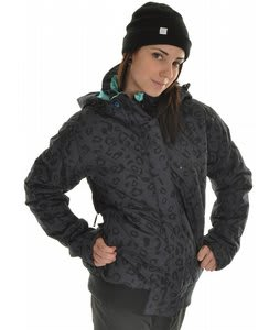 Special Blend Spice Snowboard Jacket Black Wildthang
