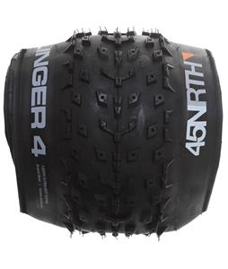 45North Dillinger Folding Custom Studdable 120Tpi Fat Bike Tire 26 x 4.8in