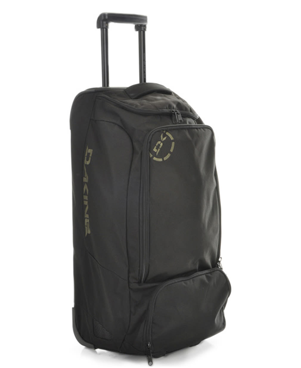 Shop for Dakine Ez Traveler 90 Travel Bag Black - Men's