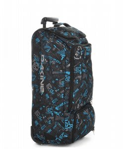Dakine Ez Traveler 90 Travel Bag Cyan Chop Shop