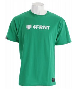 4FRNT Betta Believe T-Shirt Green