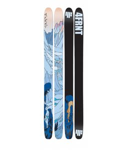 4FRNT EHP Skis