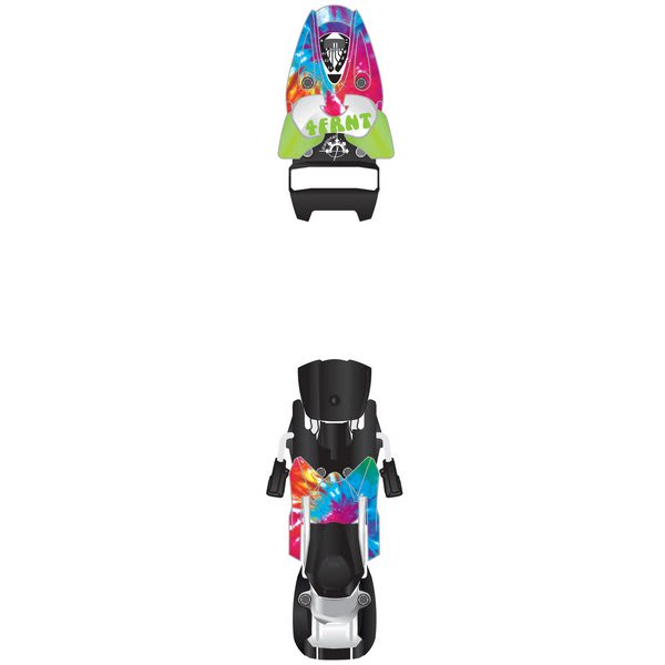 4FRNT Gr8ful Deadbolt 15 LTD Ski Bindings
