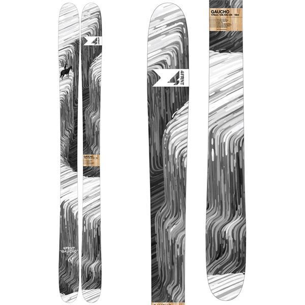 4FRNT Gaucho Skis