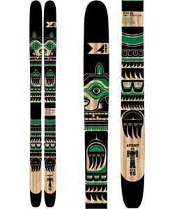 4FRNT KYE95 Skis