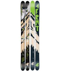4FRNT MSP Skis Blem