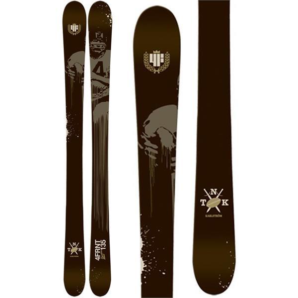 4FRNT TNK Skis