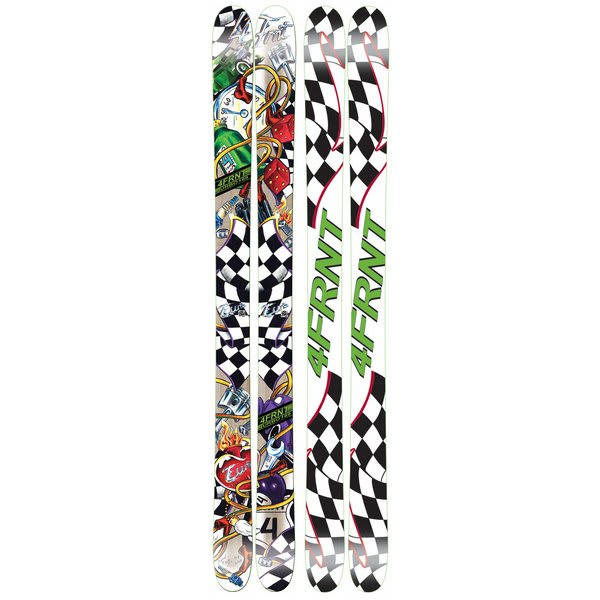 4FRNT Turbo Skis