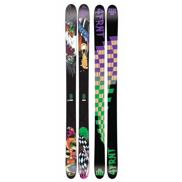 4FRNT Turbo Skis