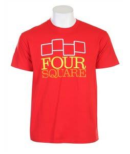 Foursquare Stacker T-Shirt