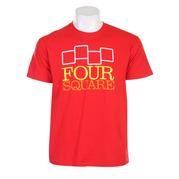 Foursquare Stacker T-Shirt