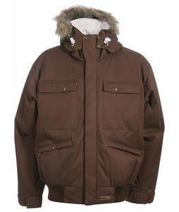 Foursquare JO Gold Label Snowboard Jacket Bear Rug