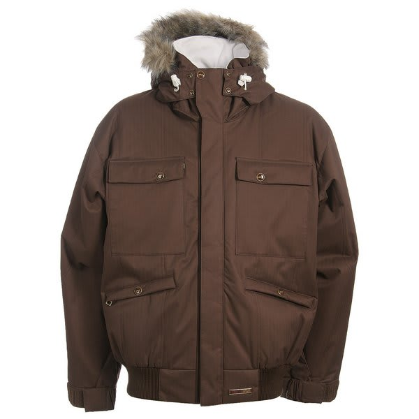 Foursquare JO Gold Label Snowboard Jacket