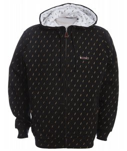 Foursquare Gold Label Hoodie Black