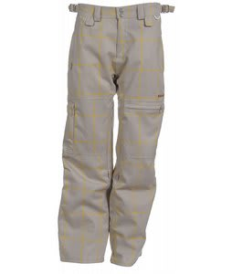 Foursquare Houston Snowboard Pants Sierra Mad Grid