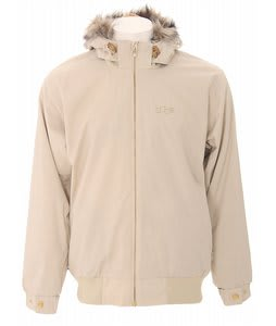 Foursquare Jenner Snowboard Jacket Natural