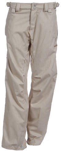 Foursquare Kim Snowboard Pants Sandstone Hatch
