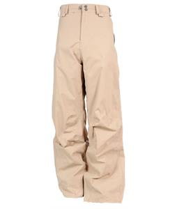 Foursquare Niman Snowboard Pants Sesame