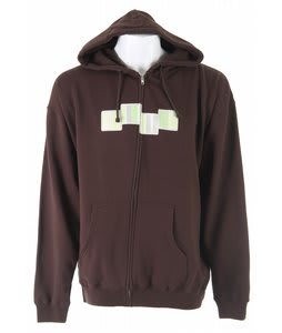 Foursquare Polo Icon Full Zip Hoodie Bear Rug