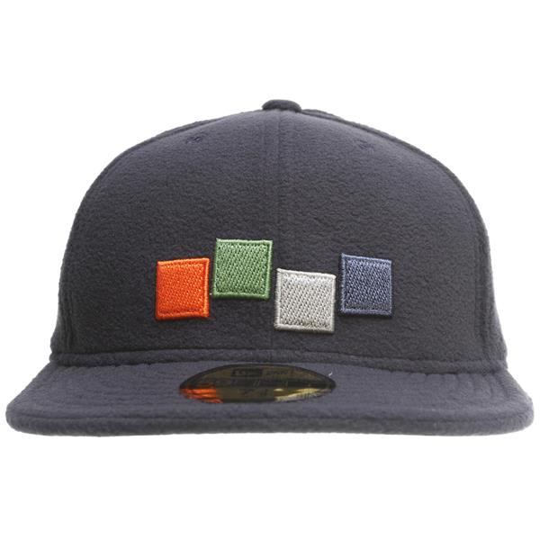 Foursquare 4 Color Hat