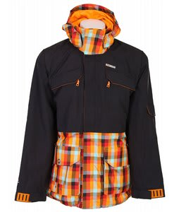 Foursquare Adams Jacket Blaze Lumberjack
