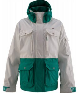 Foursquare Adams Snowboard Jacket Mont Blanc
