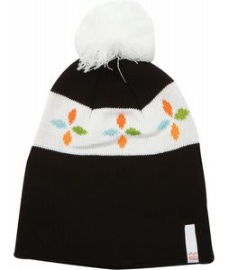 Foursquare Angel Beanie Black 