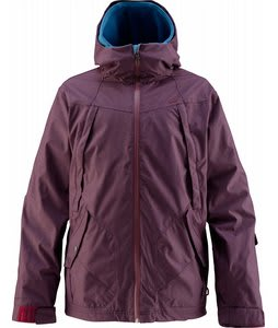 Foursquare Arroyo Snowboard Jacket Purple Dawn