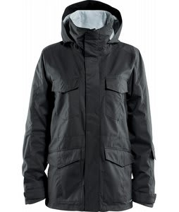 Foursquare Artisan Snowboard Jacket Blacktop