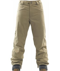 Foursquare Barrack Snowboard Pants Wax Desert Eagle