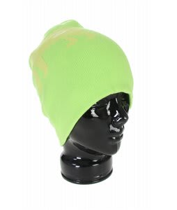 Foursquare Big Bear Beanie Green Light