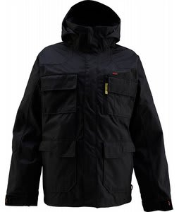 Foursquare Brady Snowboard Jacket Blackout