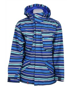 Foursquare Brady Snowboard Jacket Night Fly Polo